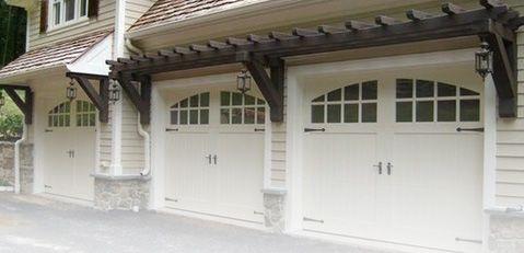 Ext Pergola Jpg 479 231 Pixels Garage Door Design Door Design Garage Pergola