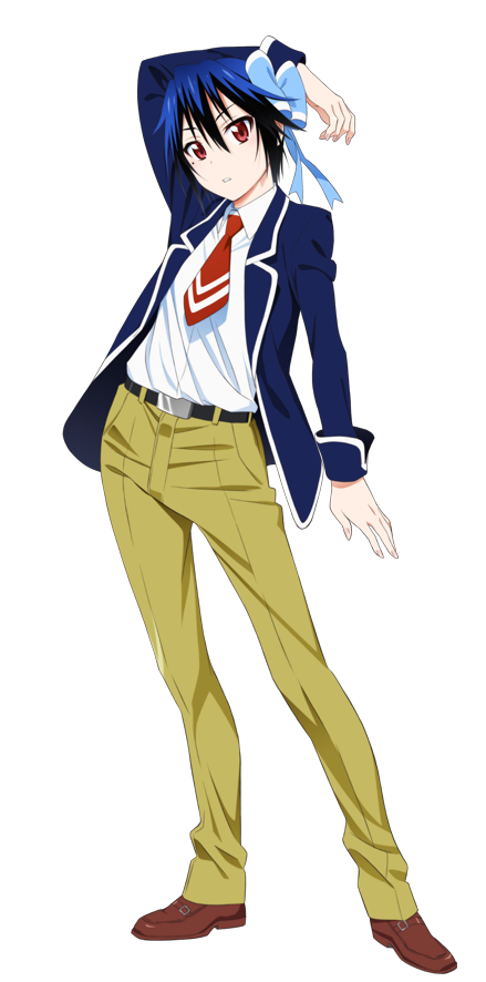 Seishirou Tsugumi from Nisekoi False Love Nisekoi