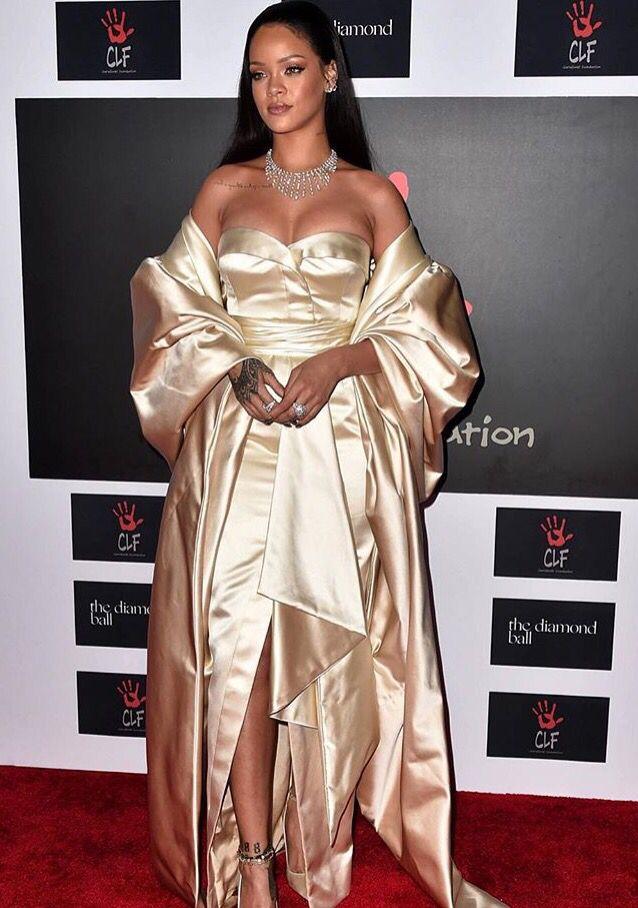 Rihanna | Rihanna outfits, Rihanna looks, Rihanna red carpet