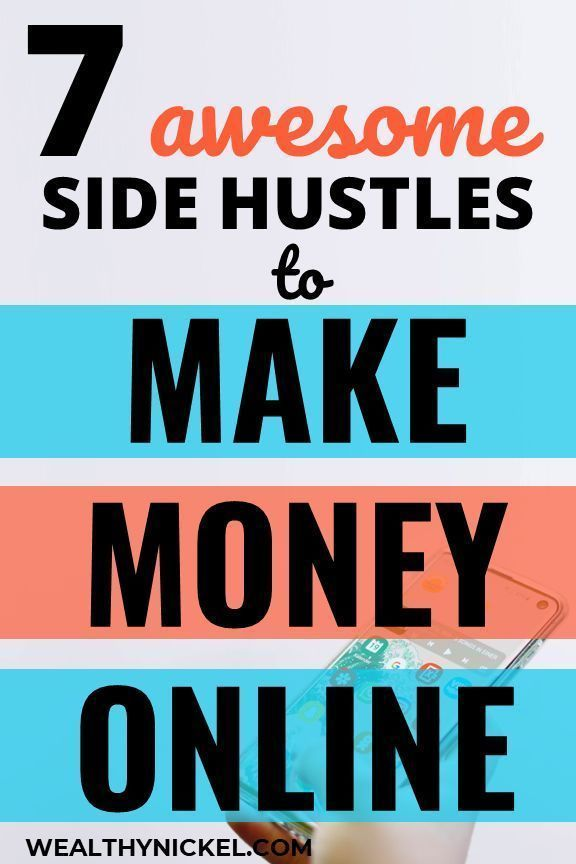 7 Awesome Side Hustles To Make Money Online | Weal