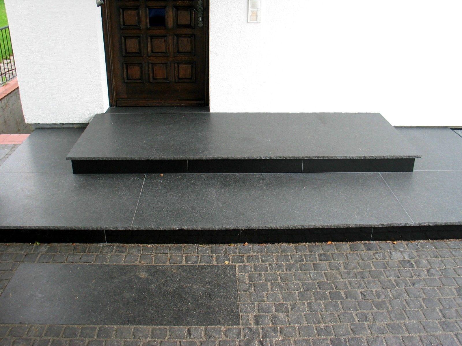 hauseingang eingangspodest gartenentw rfe pinterest. Black Bedroom Furniture Sets. Home Design Ideas