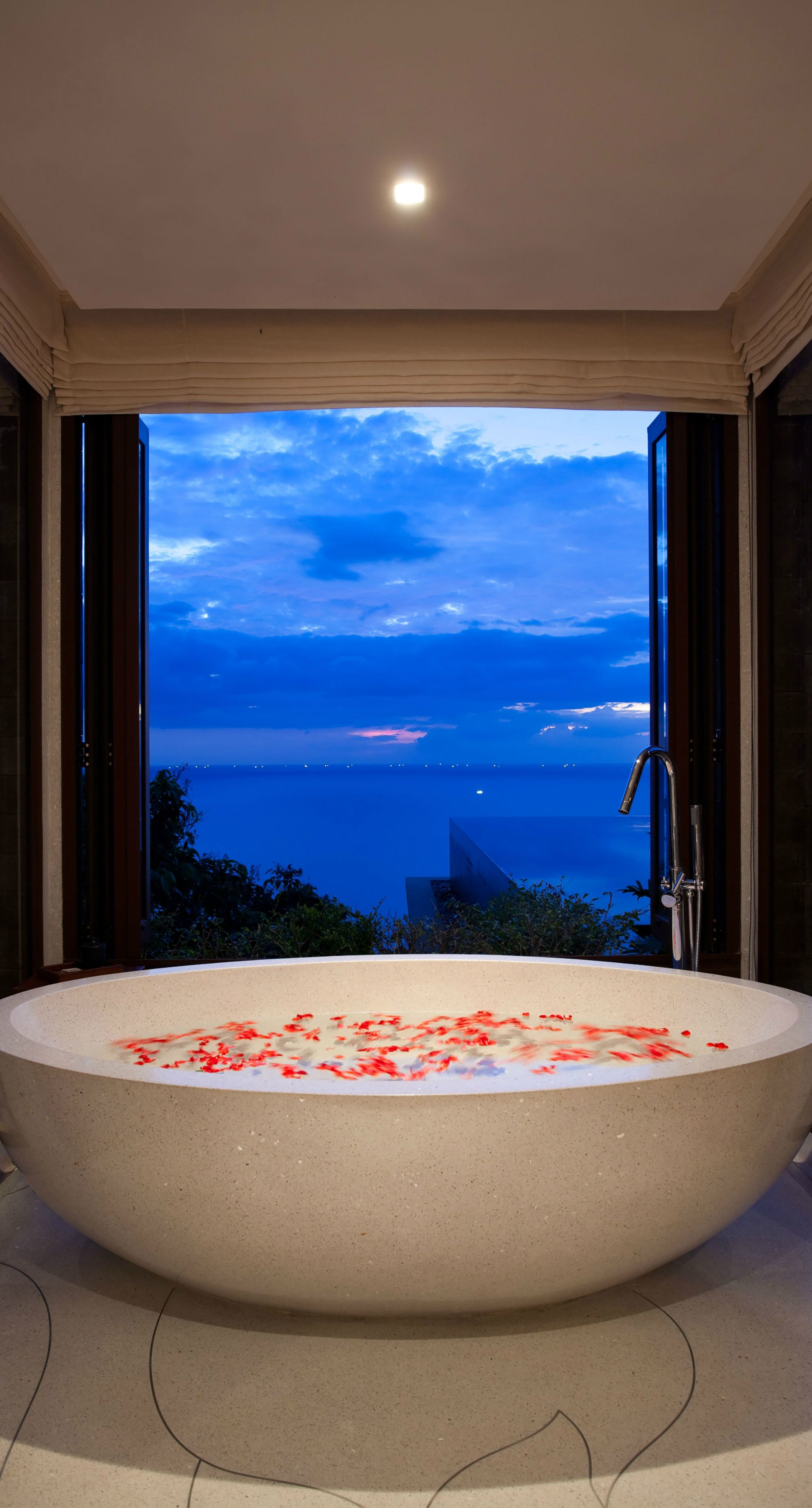 Paresa Phuket Thailand Dream Bathrooms Dream Bath Luxury Penthouse
