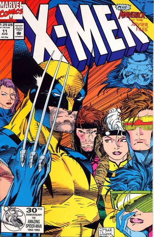 Resultado De Imagem Para X Men Covers Marvel Comics Covers Comics Jim Lee