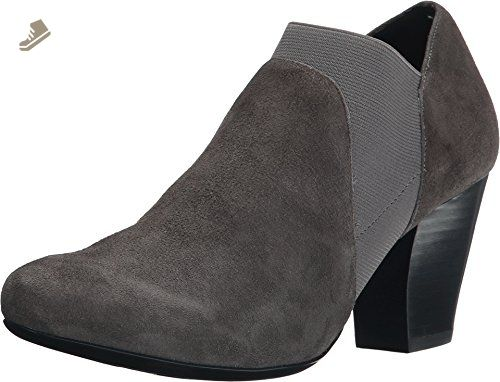 Womens Shoes Vaneli Johanna Black Suede