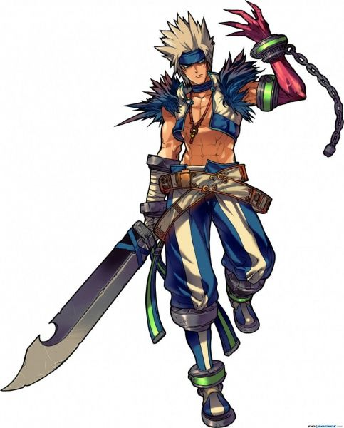 Dungeon Fighter Online Concept Art Male Character Concepts