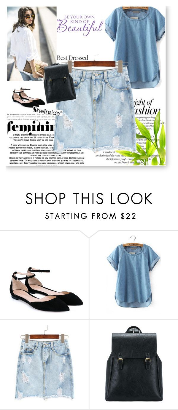 """""""Shein contest"""" by jovanajovanovic3 ❤ liked on Polyvore featuring Gianvito Rossi"""