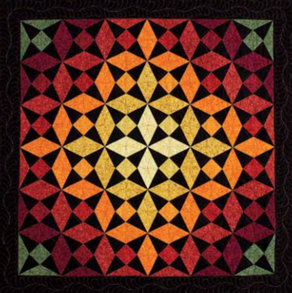 Autumn Inspiration: 5 Free Fall Quilt Patterns | Quilts, Quilts ... : free autumn quilt patterns - Adamdwight.com