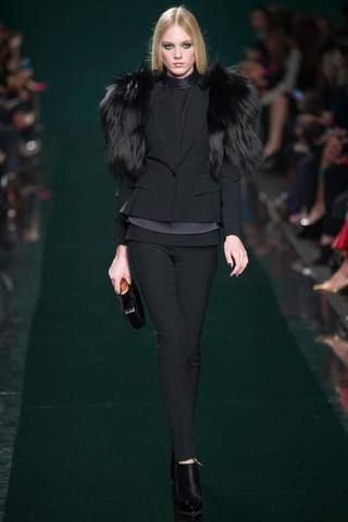 Elie Saab Fall 2014 Ready-to-Wear Collection Slideshow on Style.com
