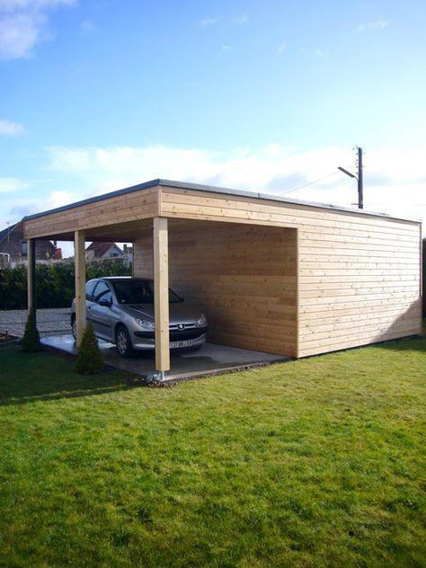 carport0401  abri pour voiture pergola garage toit plat