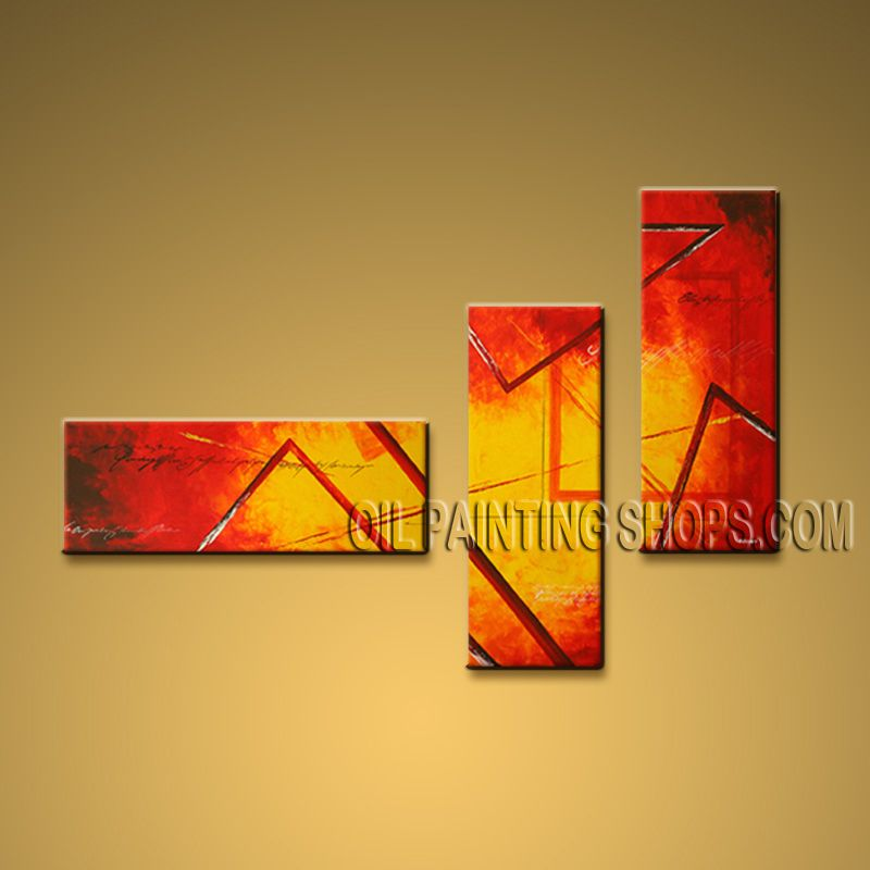 Hand-painted Beautiful Modern Abstract Painting Wall Art Decoration ...