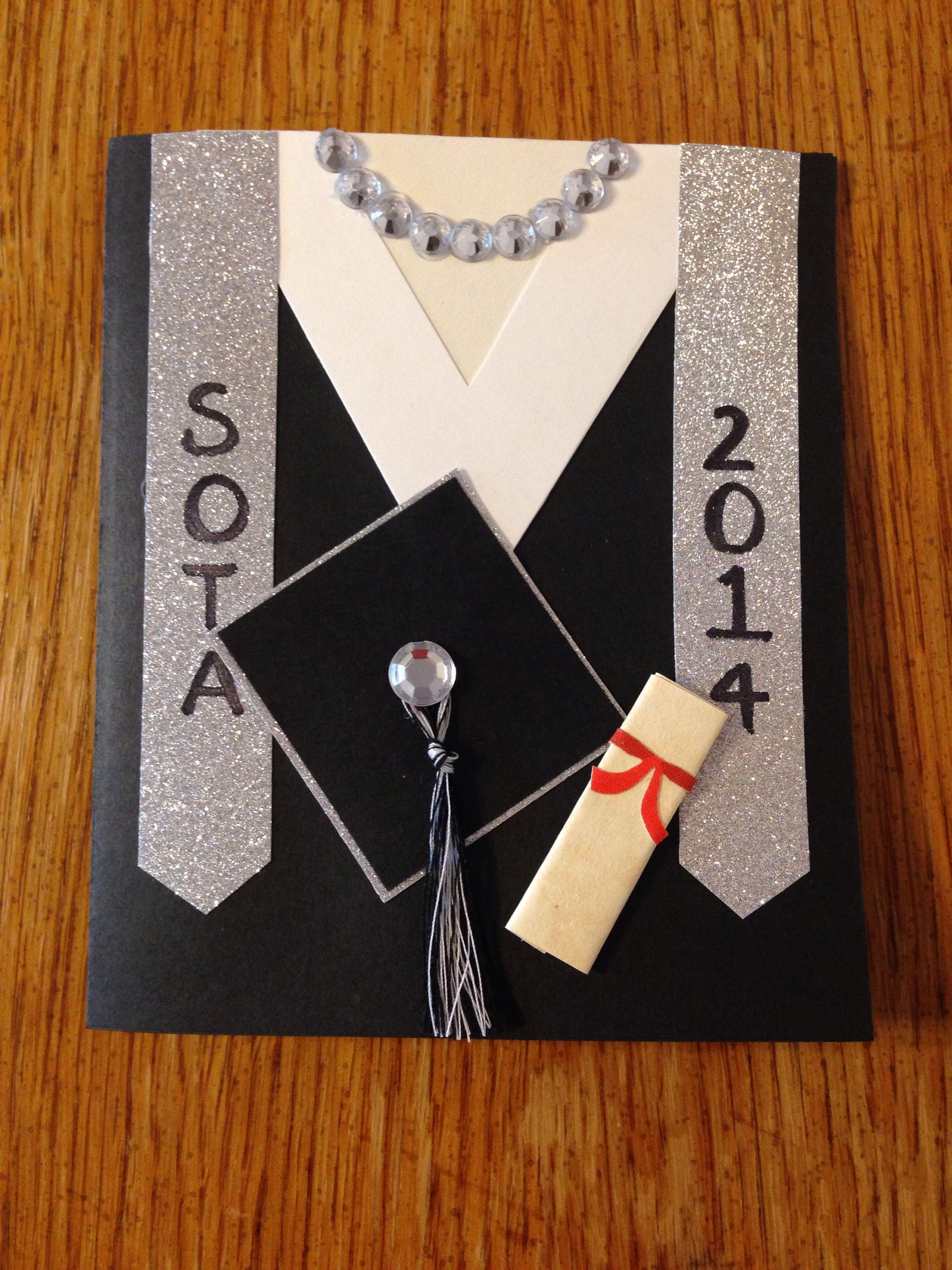 graduation card  paper crafts cards handmade graduation