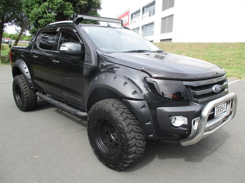 Ford Ranger Wildtrak 4x4 Beastmode 2013 Trade Me Ford Ranger Ford Ranger Wildtrak Ford Ranger 2013