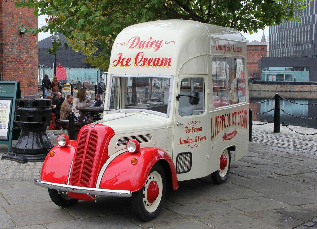 Ford Ice Cream Van Ice Cream Van Ice Cream Truck Food Vans