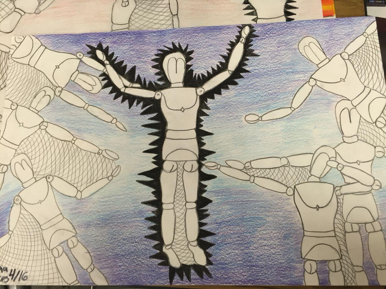 Pin by Rachel Crain on 20162017 School Art Pinterest – 8Th Grade Art Lesson Plans