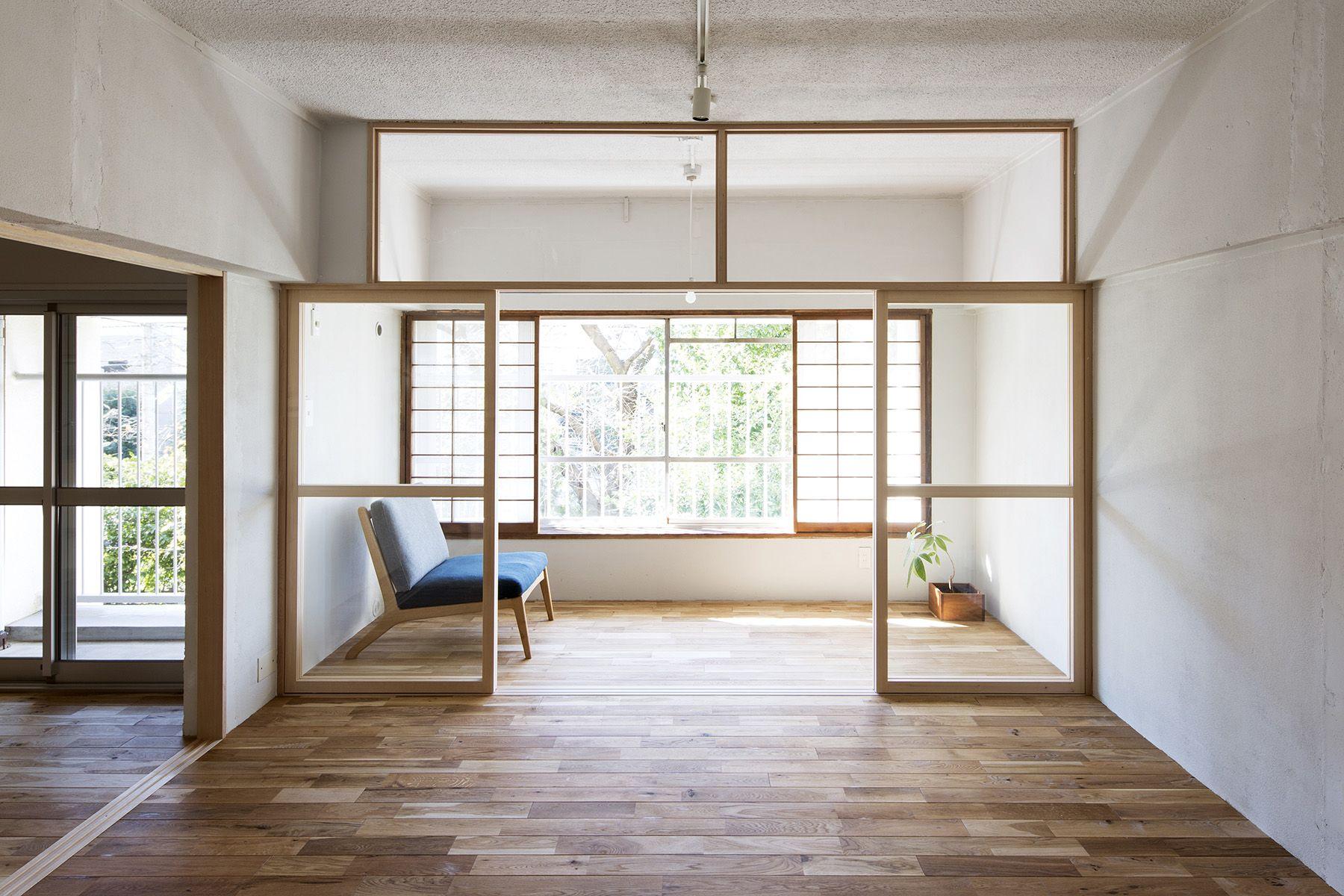 Camp Design: House in Roka-koen — Thisispaper — What we save, saves ...