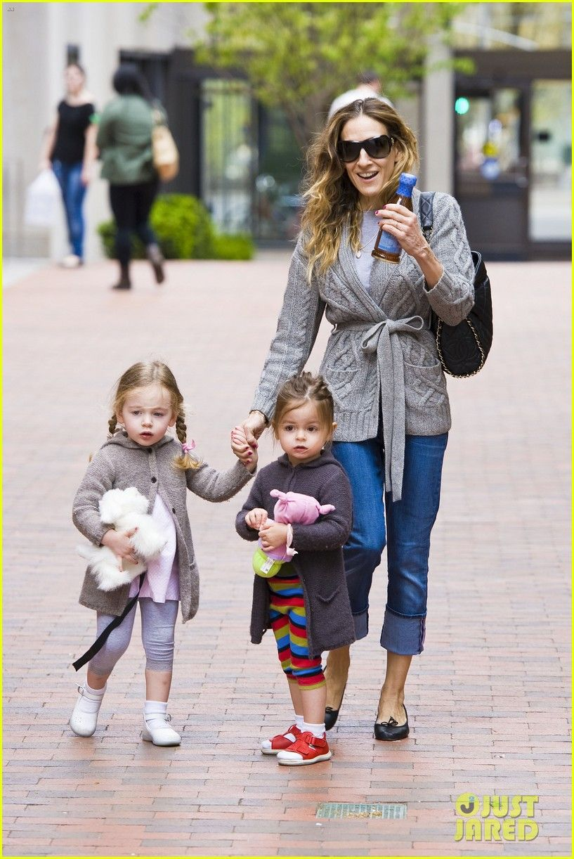 Sjp And Her Twins Their Knits Enfant
