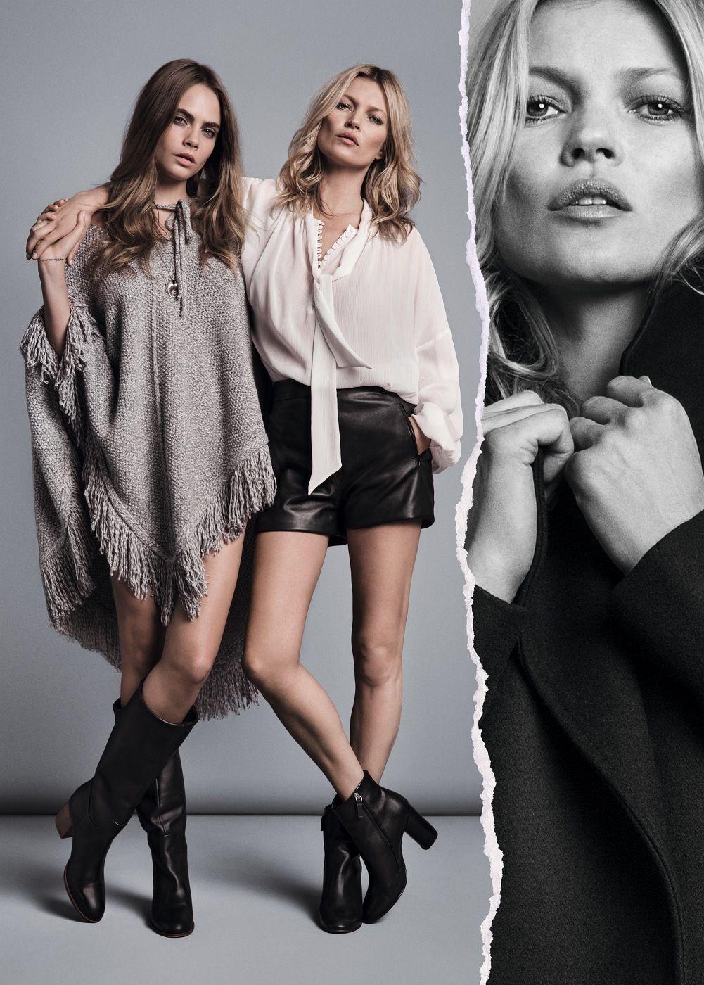 Модели для фотосъемки одежды