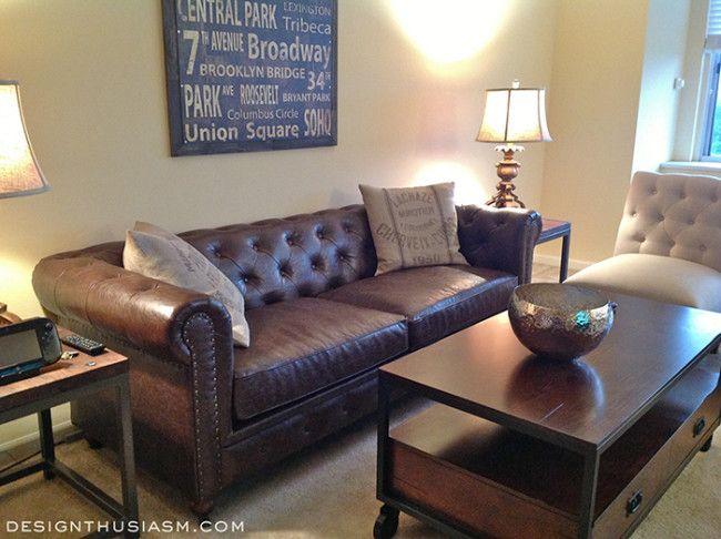 The Bachelor Pad Inspiring Apartment Living Room Ideas Decor