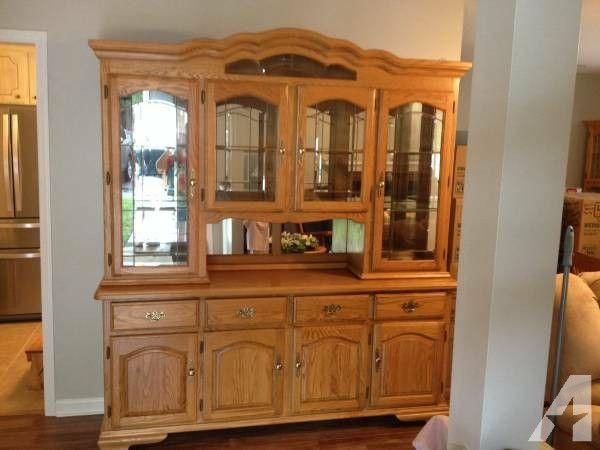 oak hutch china cabinet sale north for by owner brisbane winnipeg
