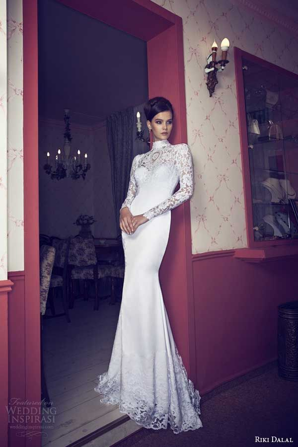 Gorgeous Wedding Dresses Riki Dalal 2014 | Our wedding Inspiration ...