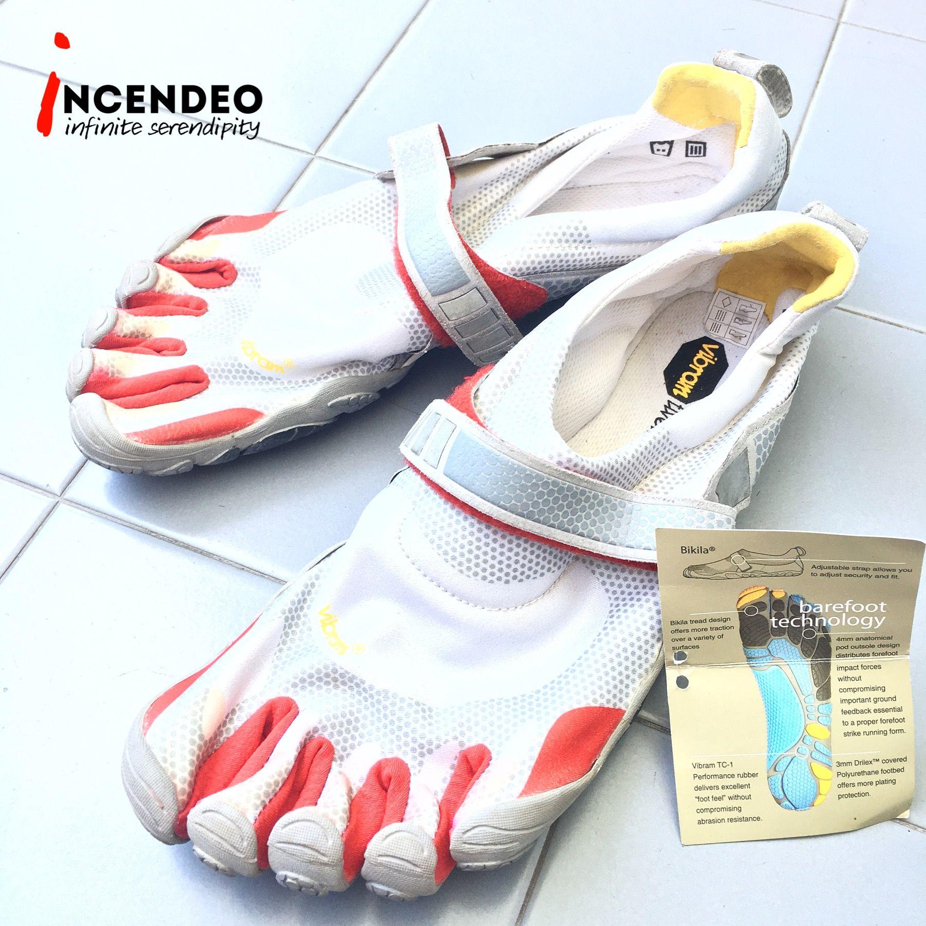 Vibram Fivefingers Bikila M343 Barefoot Running Shoes