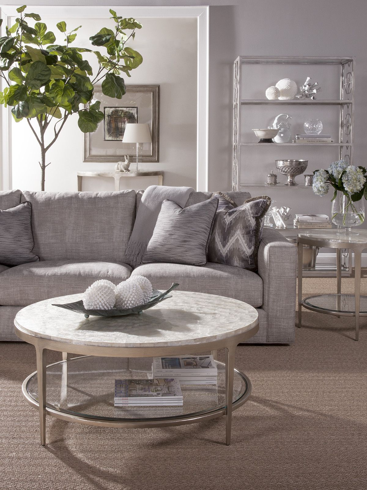 Best Gravitas Round Cocktail Table Coffee Table 3 Piece 400 x 300