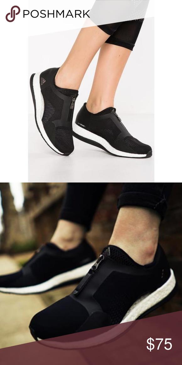 Adidas Women S Pure Boost X Tr Zip Training Shoe Adidas Women Training Shoes Adidas Pure Boost