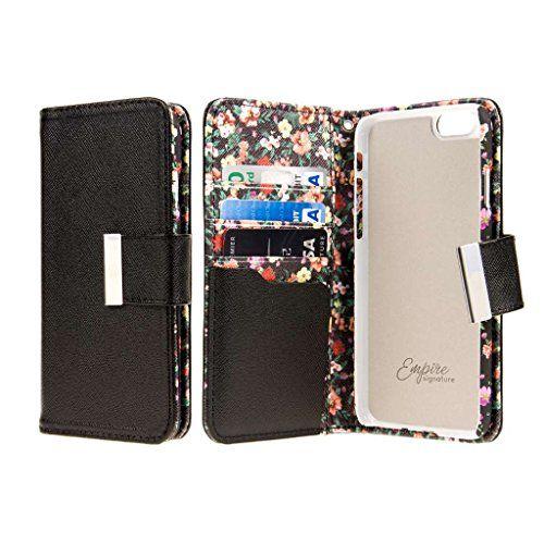 Empire Klix Klutch Designer Wallet For Apple Iphone 6 4 7 Vintage Floral Screen Protector Include Iphone 6 Wallet Case Wallet Phone Case Iphone 6 Plus Case,Geometric Design Patterns For Kids