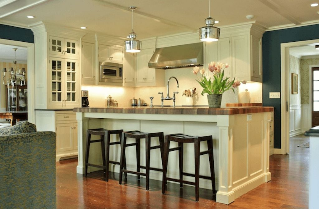 Center Hall Colonial Kitchen Ideas Google Search More