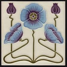 jugendstil - google search   art nouveau design, art nouveau, art nouveau tiles