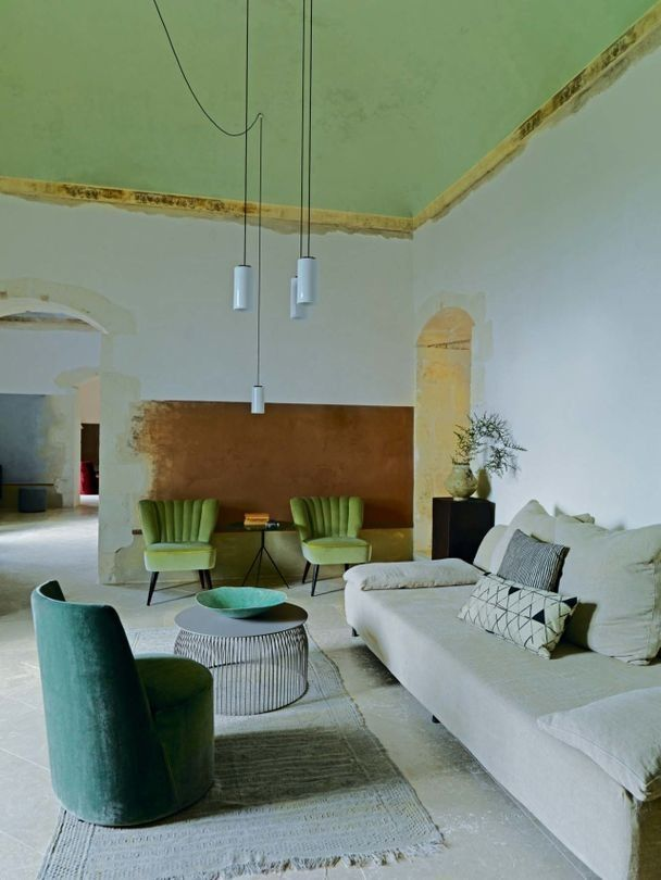 House tour: a 19th century estate in Sicily mixing history with ...