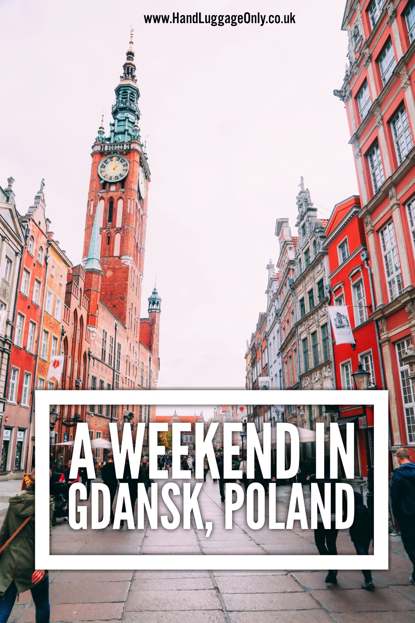 Gdansk, Poland | An old Baltic town that was the home to kings and queens, Gdansk also features Malbork, Europe's largest Gothic castle. Cruise with Royal Caribbean to Poland and check out the Great Armory, a classic example of Renaissance architecture.