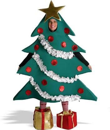 Christmas tree!!! - crazy christmas costume idea  sc 1 st  Pinterest & Christmas tree!!! - crazy christmas costume idea | Christmas ...