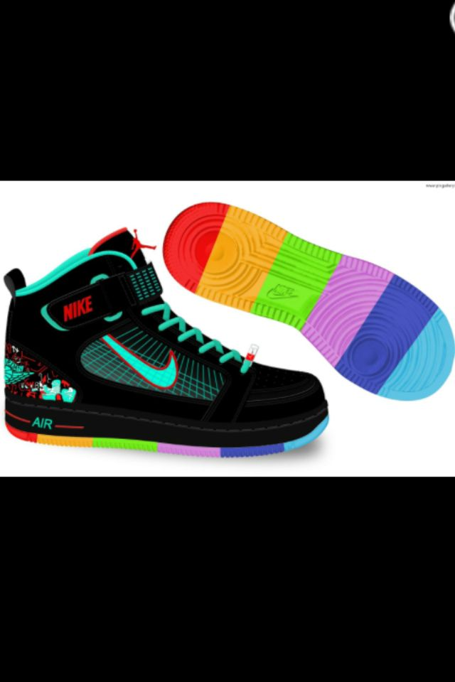 new style 4cf89 de523 These would be awesome basketball shoes!