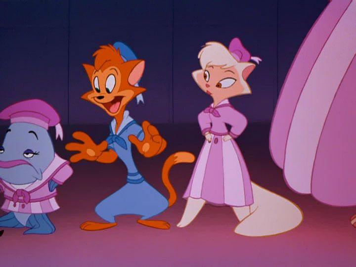 Cats Don T Dance Photo Danny And Sawyer Cats Dont Dance Animation Sketches Dance Images
