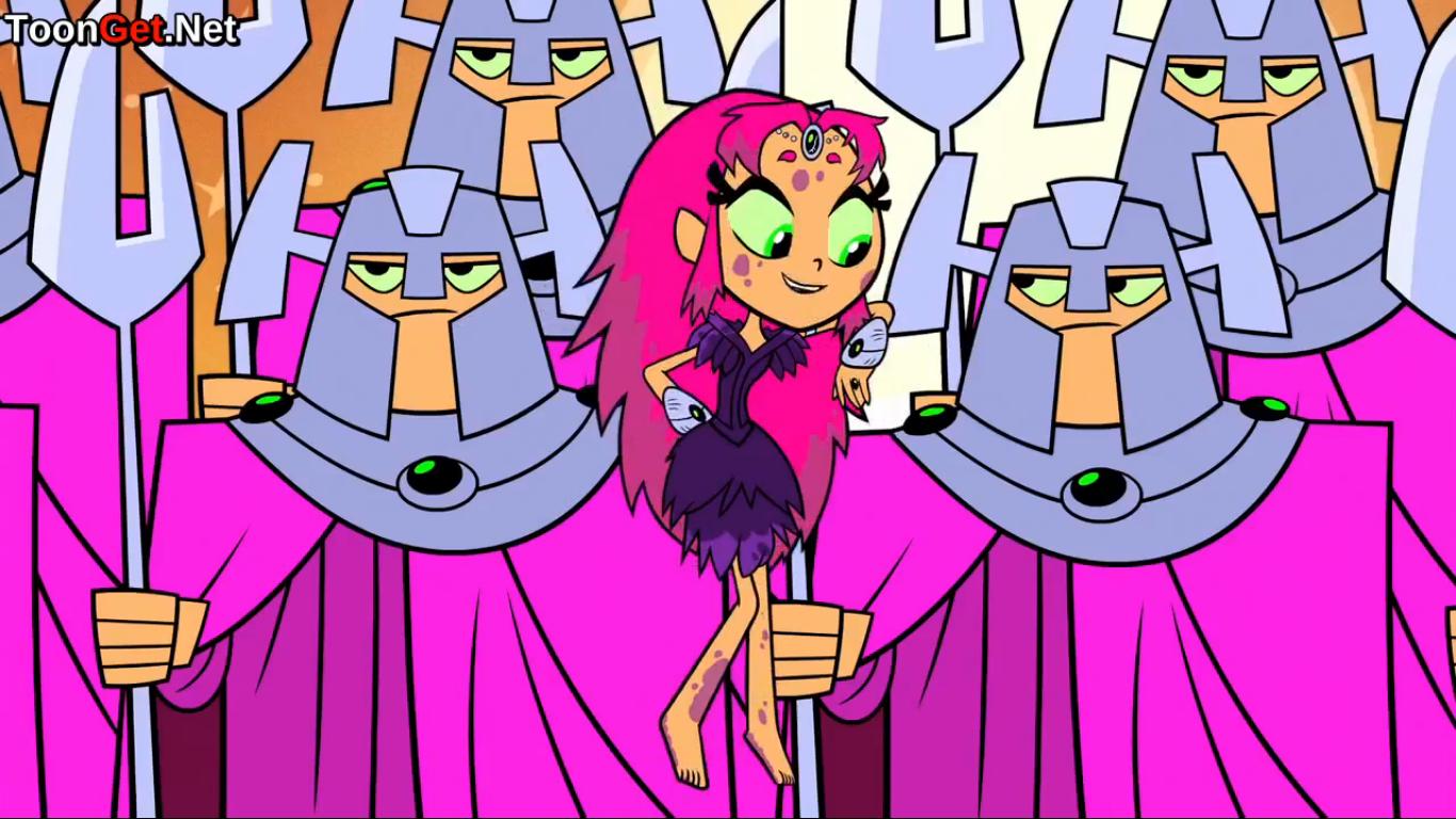 Teen Titans Go - Season 2, Episode 33 - Starfire In -3912