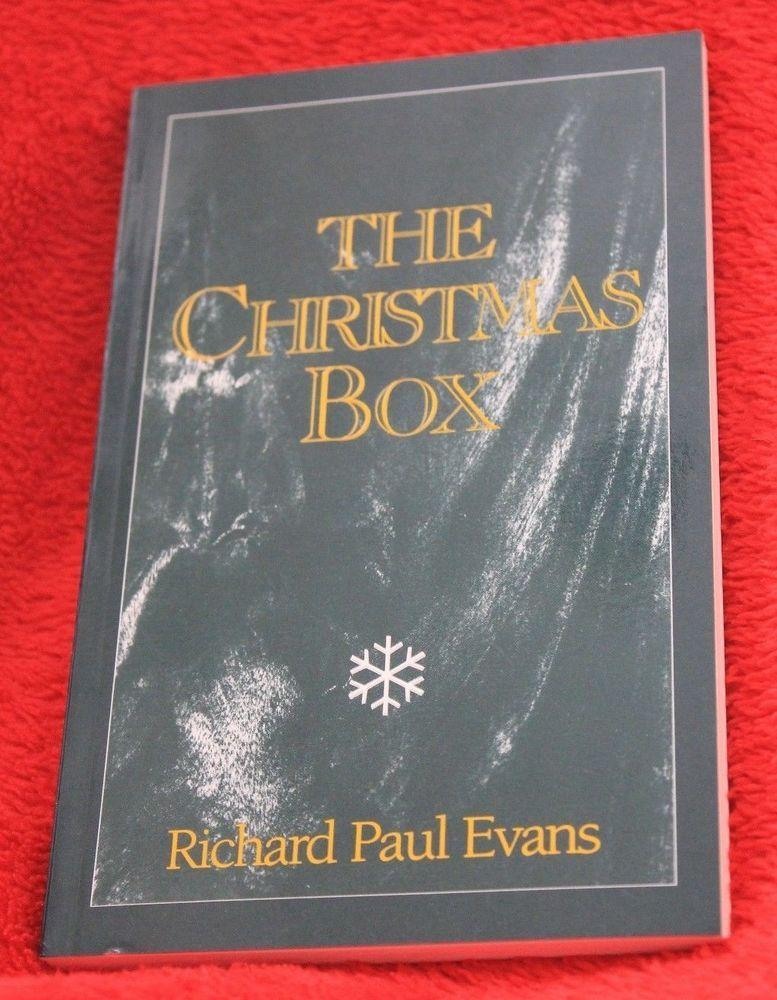 The Christmas Box Bk. 1 by Richard Paul Evans (1993, Paperback) | Christmas box, A christmas story