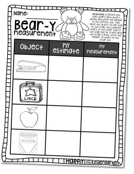 Common Core Math Centers for Kindergarten: Tons of fun