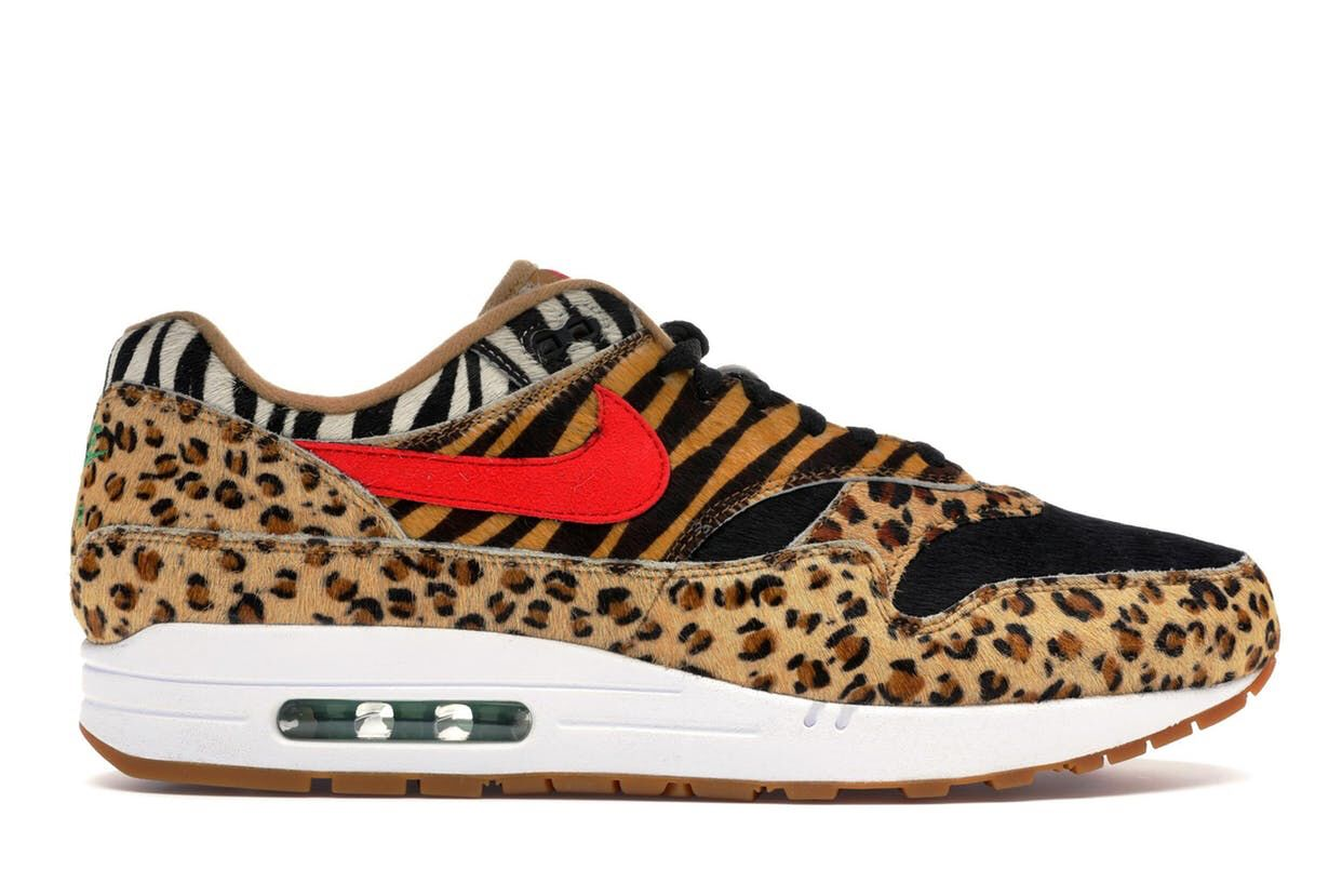Check out the Air Max 1 Atmos Animal Pack 2.0 (2018 All