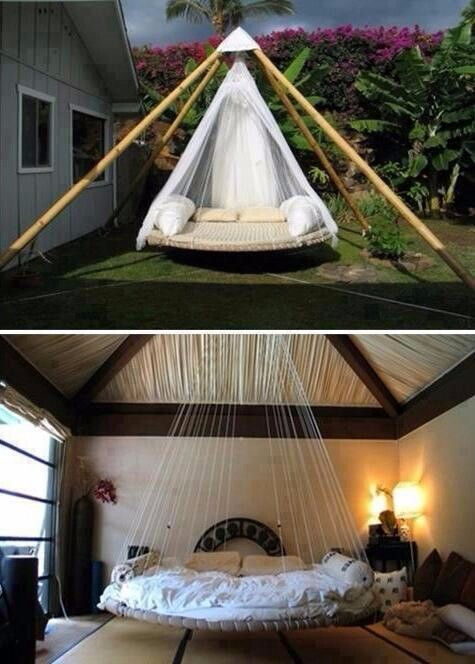 Don T Toss Out Your Old Trampoline Instead Try These 12 Awesome Ideas Diy Everywhere Trampoline Bed Old Trampoline Backyard Trampoline