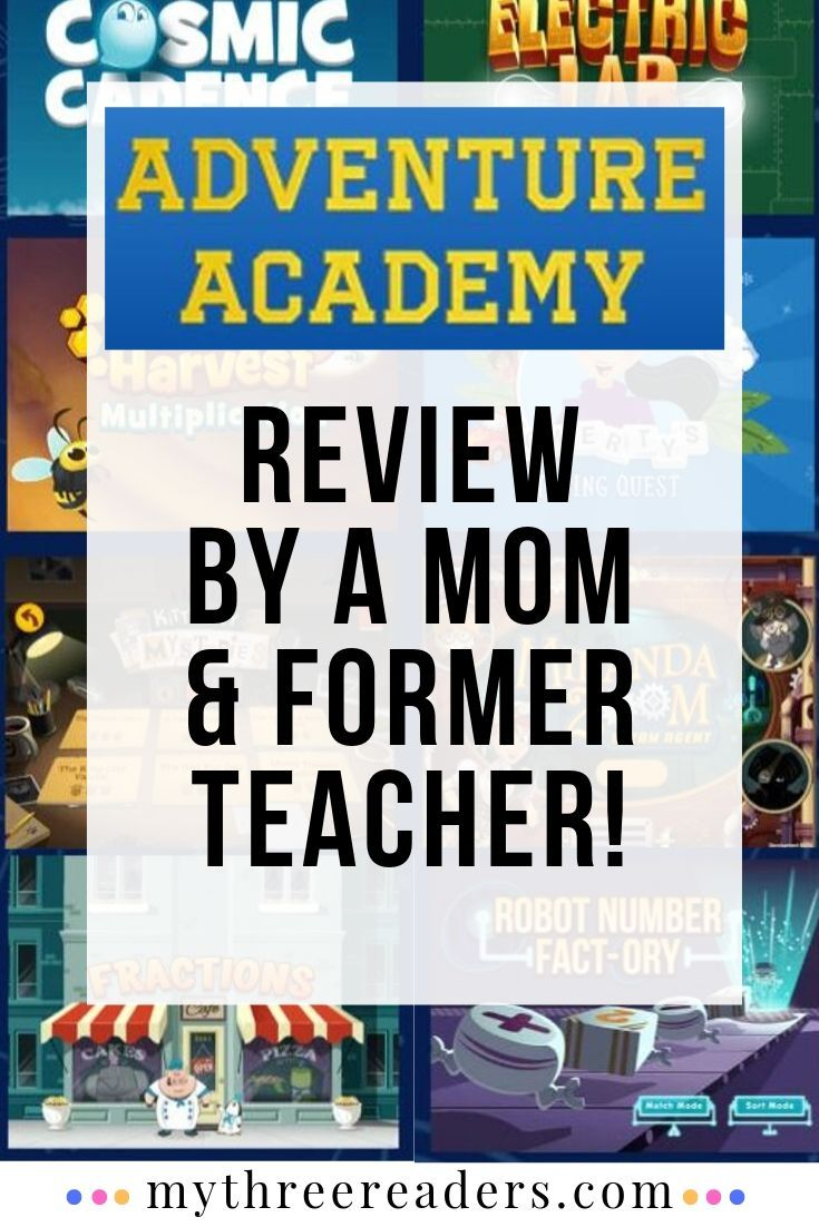 Adventure Academy Game Reviews for 2020 plus FREE Reading