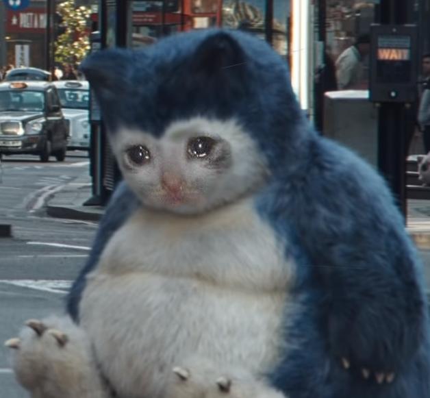 detective pikachu meme sad