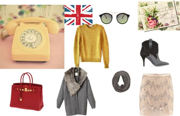 """""""Vintage Style"""" by mamenc on Polyvore"""