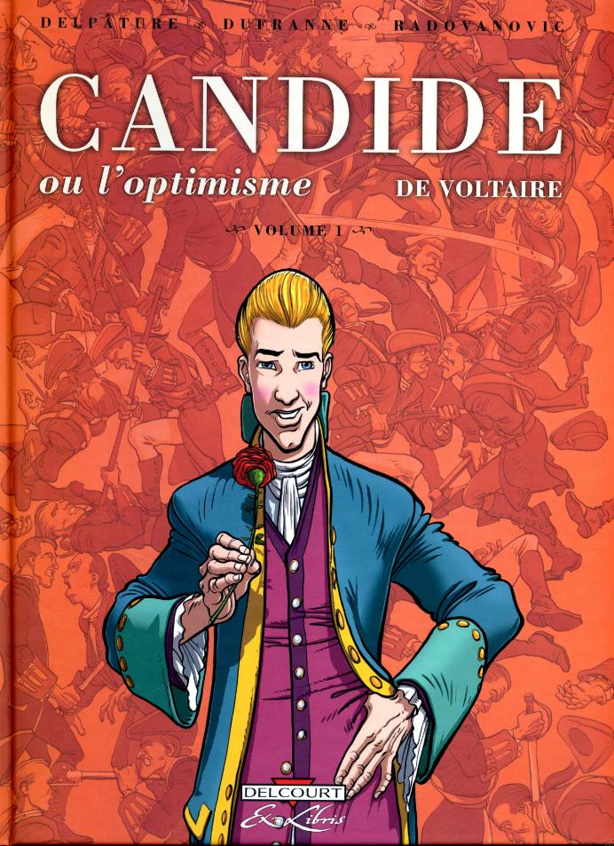 Candide Ou L Optimisme By Voltaire