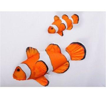 Gaby Kuscheltier Fisch | Kuscheltiere, Fische und Clownfisch