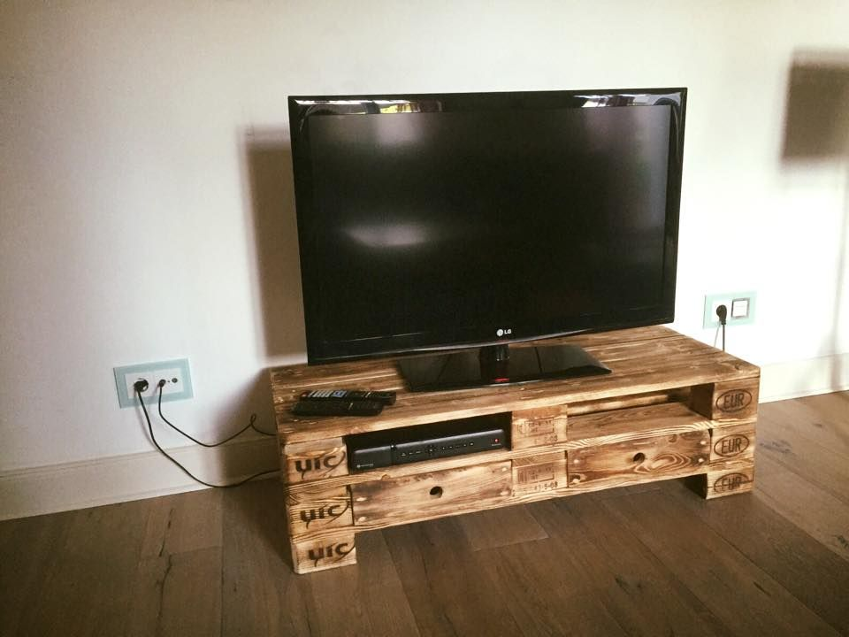 Ordinary Pallet Tv Stand Part - 13: Outdoor Pallet · TV Stand ...