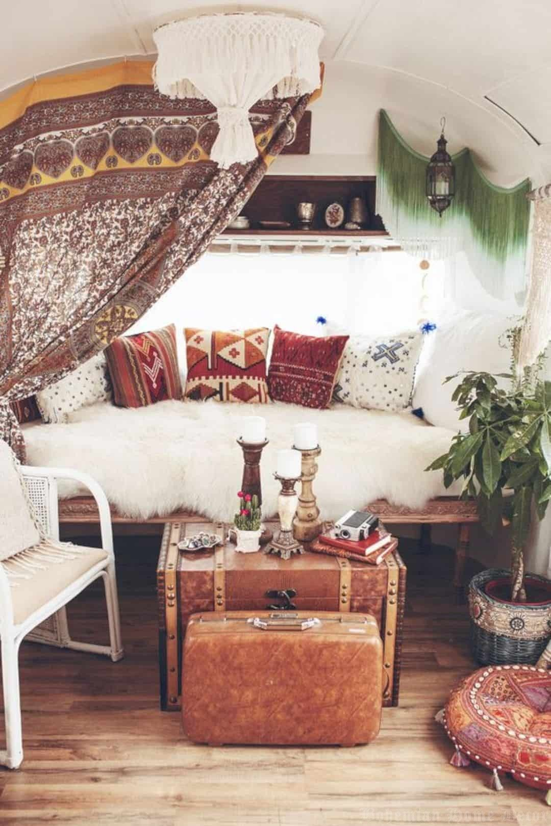 The Hollistic Aproach To Bohemian Home Decor Oct 2020