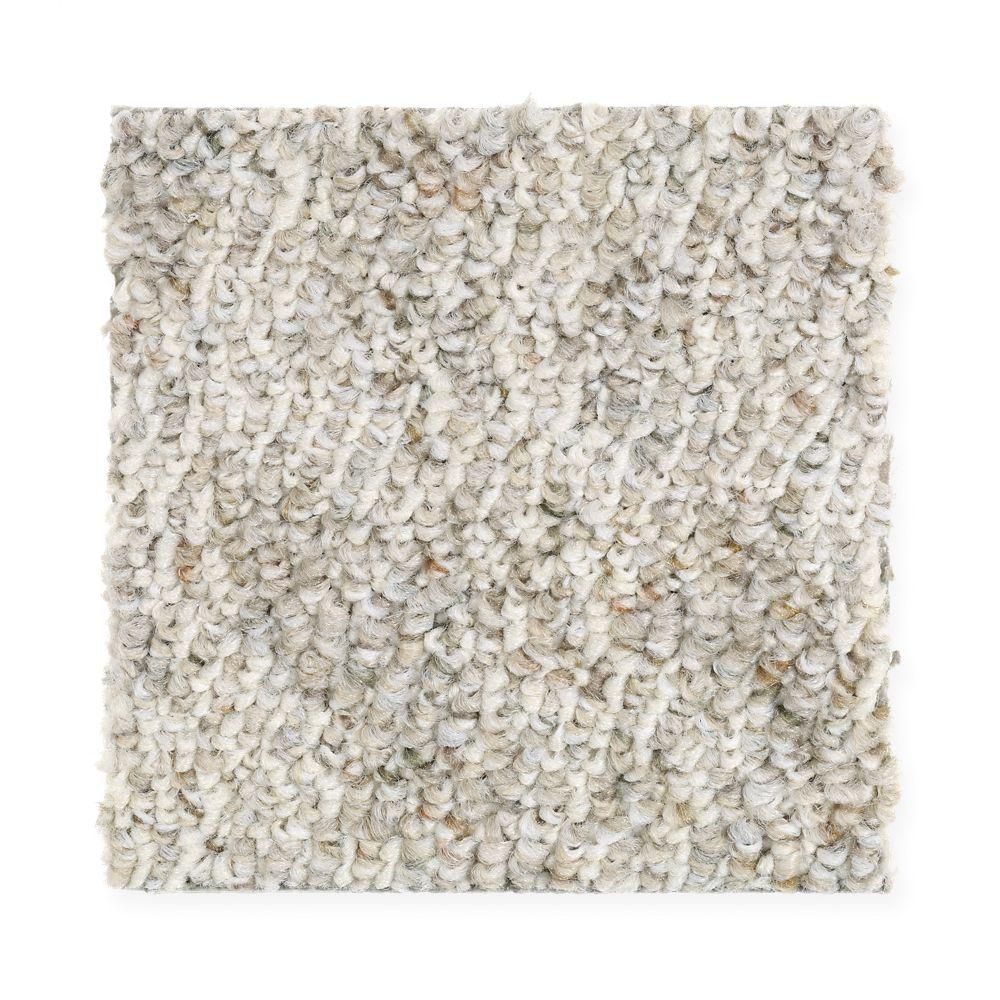 Best Trafficmaster Carpet Sample Kent Color Oak Buff Berber 400 x 300