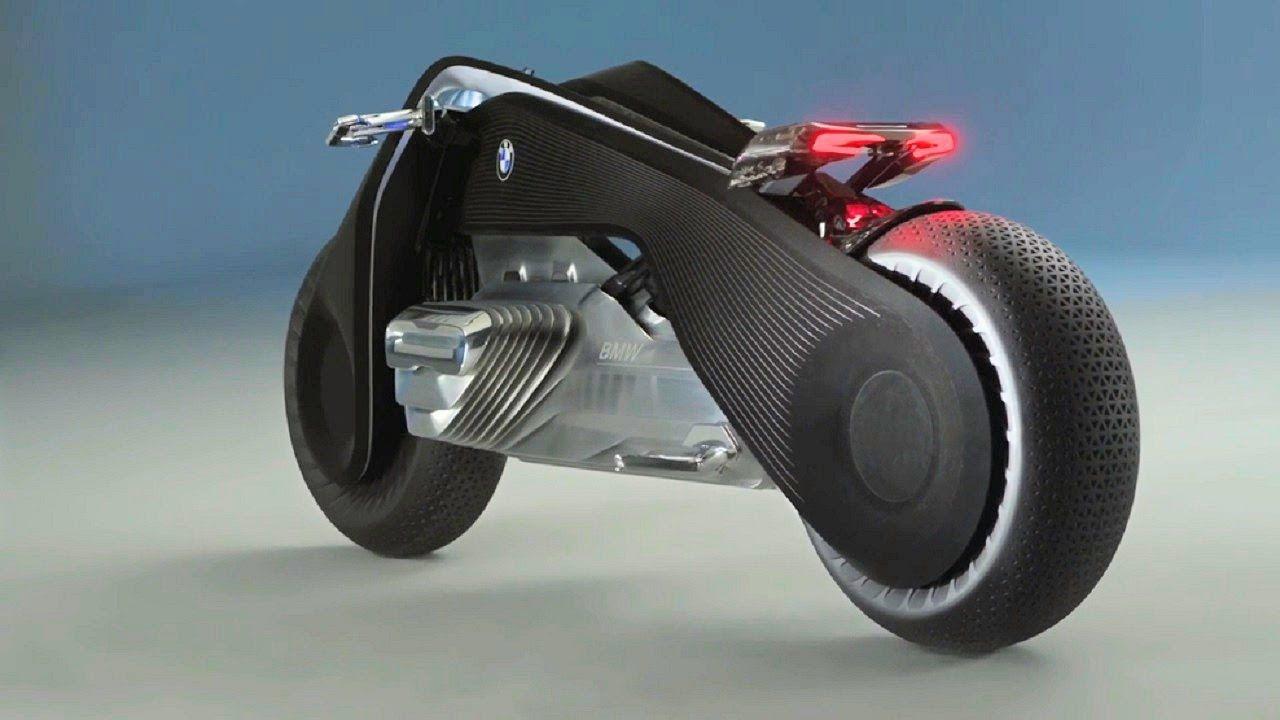 the bmw motorrad vision next 100 | motorcycles | pinterest | bmw