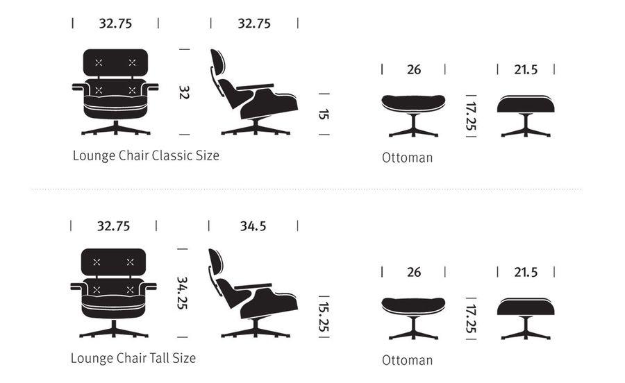 Classic Lounge Chair Ottoman Tall Version 54 02385 1526635095 Jpg 900 552 Charles Eames Lounge Chair Eames Lounge Chair Eames Lounge